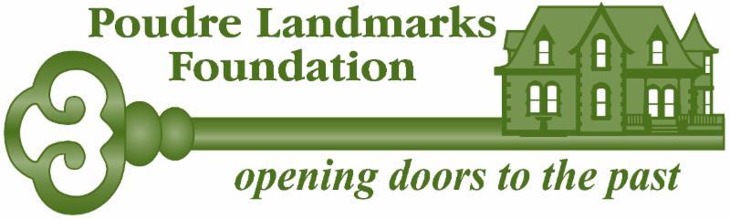Poudre Landmarks Logo
