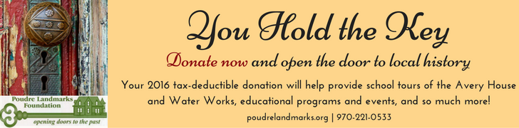 You Hold the Key Donate Now and Open the Door to Local History