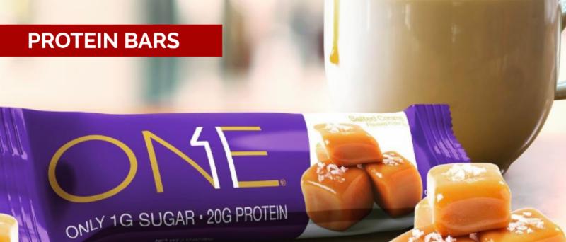 Protein Bar Slide