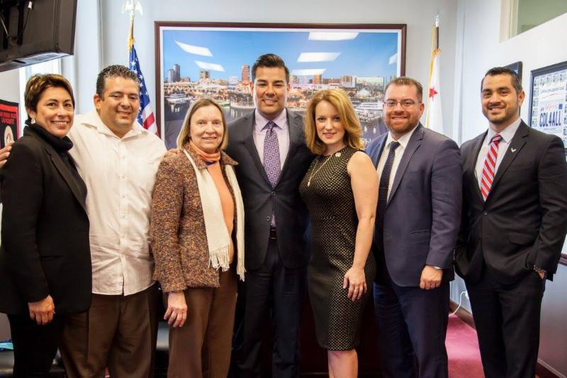 Sacramento Legislative Trip Tour
