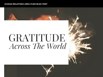 Image of Gratitude Blog Post at HRAF