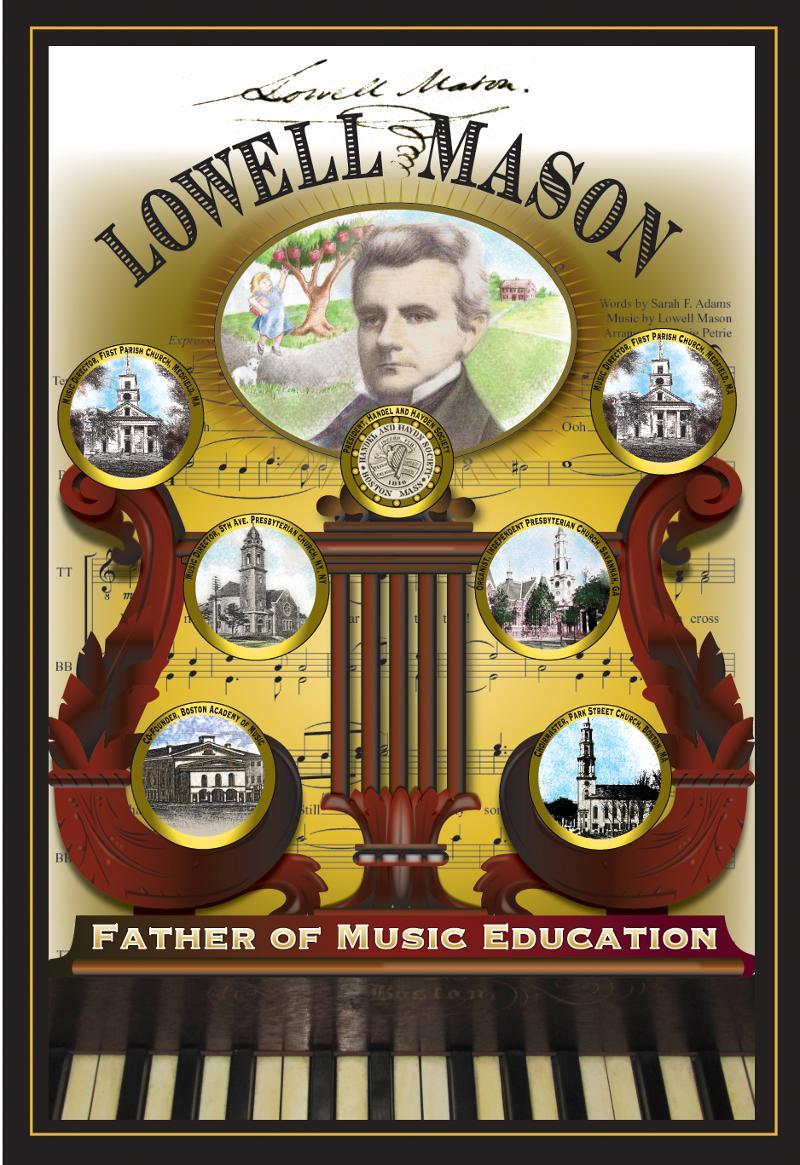 Lowell Mason Poster