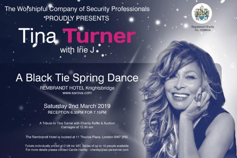 TinaTurner event