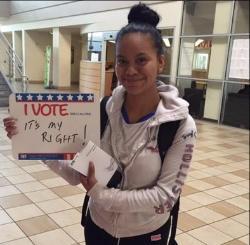New Registered Voter
