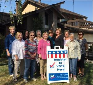 LWV-SJSC Board and Committee Chairs