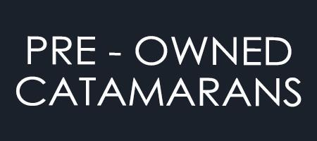 Pre-Owned Catamarans