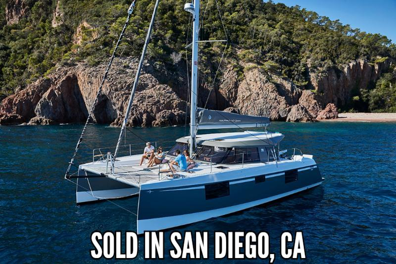 2018 Bavaria Nautitech 40 SOLD