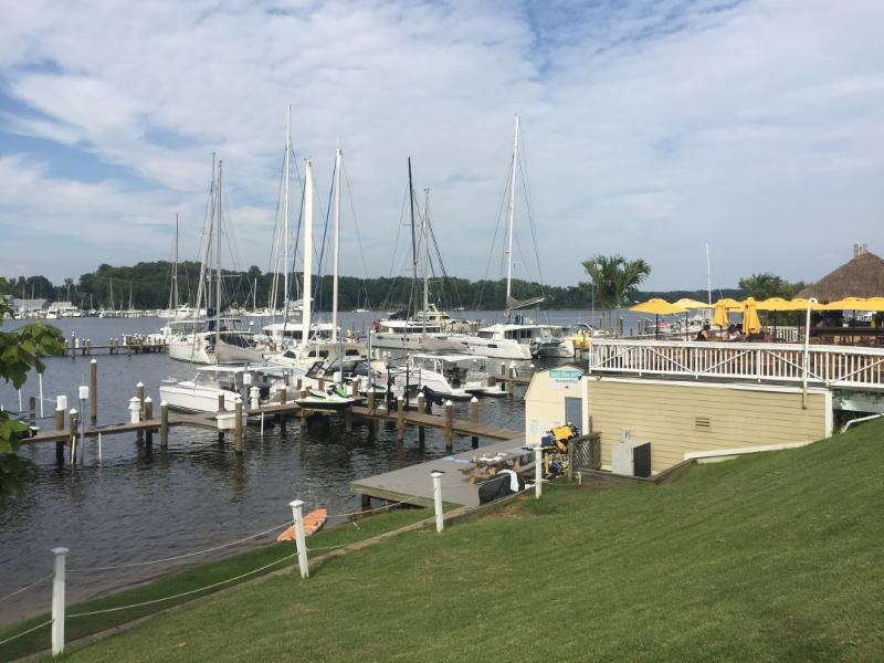 Catamarans & Monohulls For Sale at Pier 7 Resort Marina, Edgewater MD