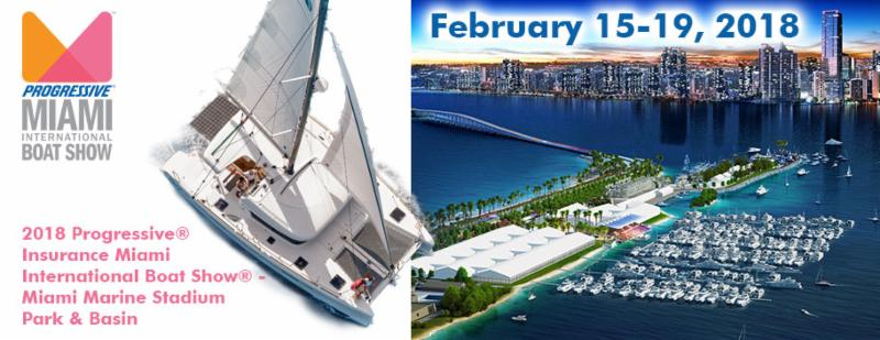 EVENTS: Upcoming Boat Shows for Lagoon & Gemini Catamarans