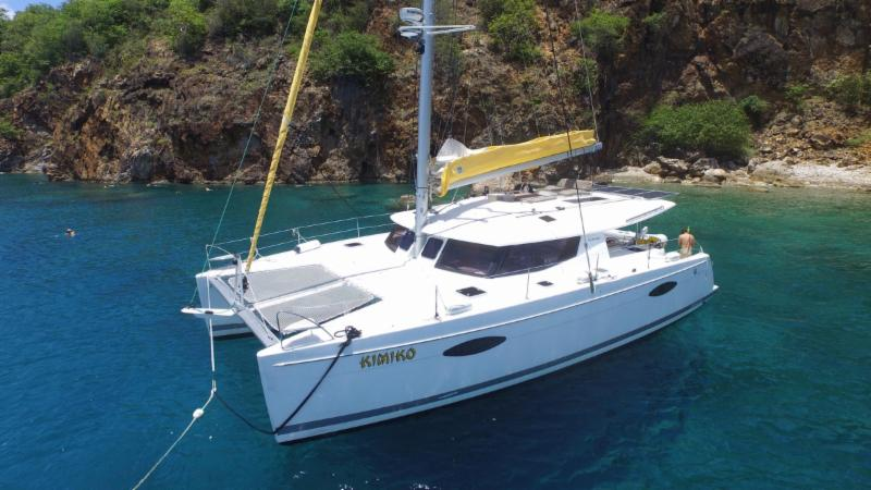 2014 Fountaine Pajot Helia 44