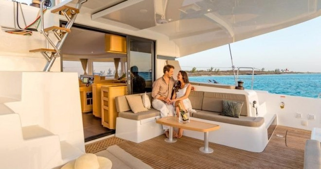 New Lagoon 42 available for Charter Business