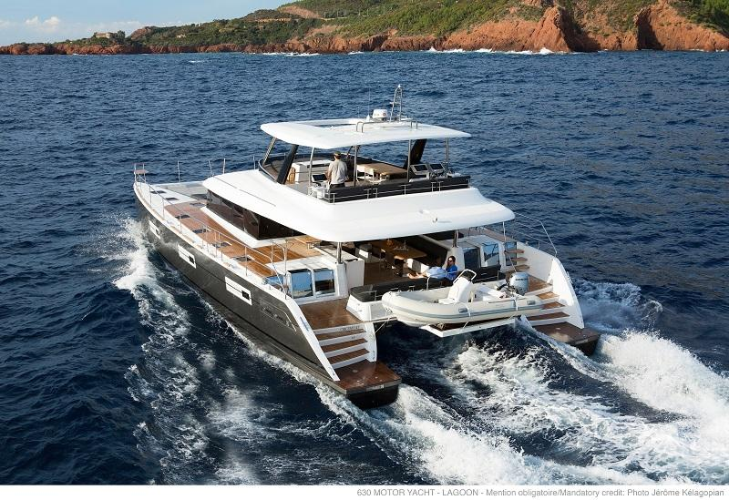 2017 Lagoon 630 Motor Yacht available