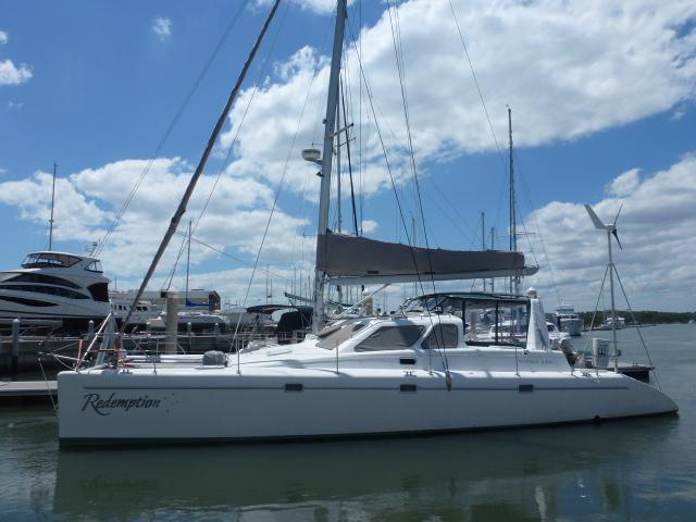 2002 Voyage Yachts 44 FT