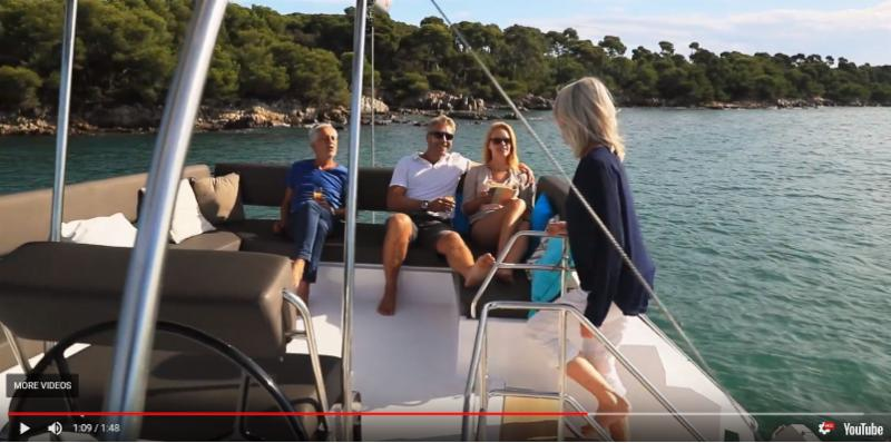 FEATURED VIDEO: Bavaria Nautitech 46 FLY