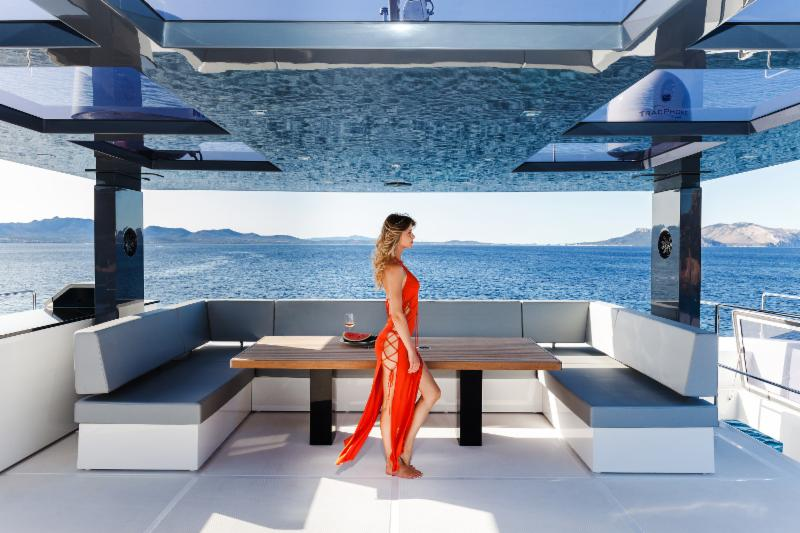 Join The Catamaran Company aboard the Luxurious 