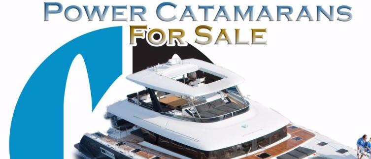 Browse 6 POWER Catamarans For Sale that are 39 feet in length
