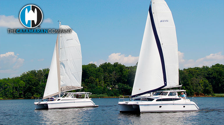 Two Terrific Ways to Sail the Bay