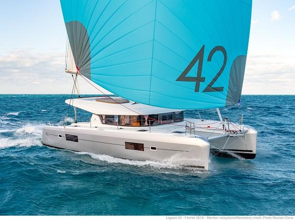 New 2018 Lagoon 42 available for November 2017 delivery in Tortola, BVI