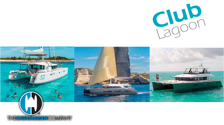 You're invited to join Lagoon and The Catamaran Company for cocktails