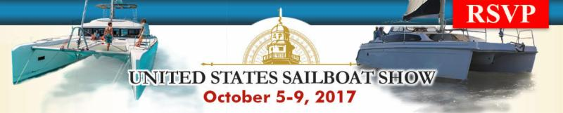 Gemini Catamarans at Annapolis Sail Boat Show starting October 5