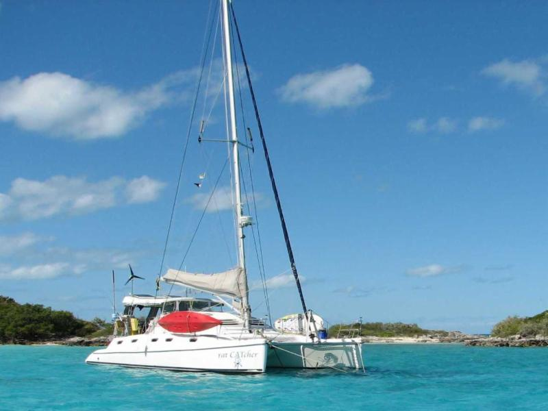 Price Reduction:   2008 Island Spirit 40 ft