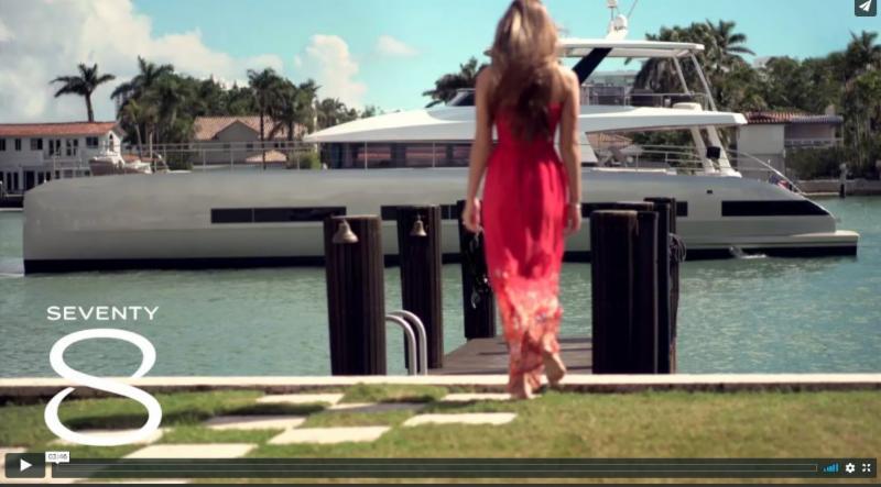 FEATURED VIDEO:  Lagoon Seventy 8 Motor Yacht