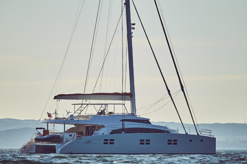 Custom Catamarans 80 to 88 Feet | Lagoon and Sunreef