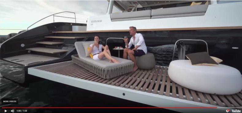 You're invited to Miami Boat Show to view the Lagoon SEVENTY 7