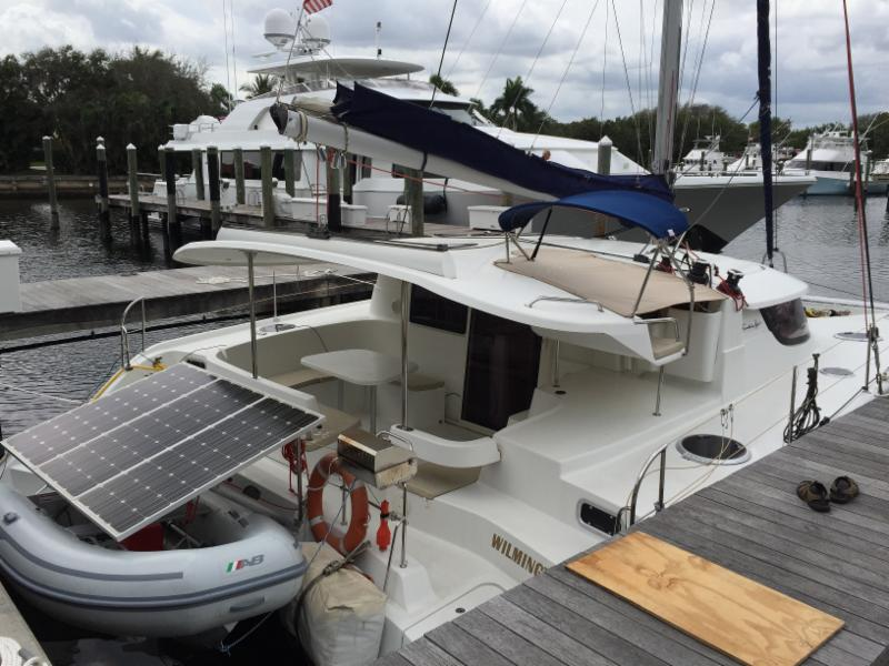 NEW LISTING: 2011 Fountaine Pajot Lipari 41