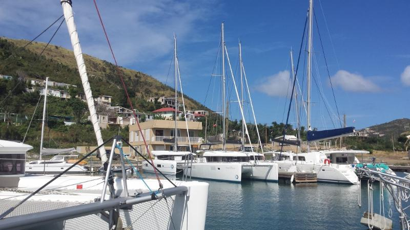 Lagoon 39 and New Lagoon 42 For Sale Located in Tortola, BVI