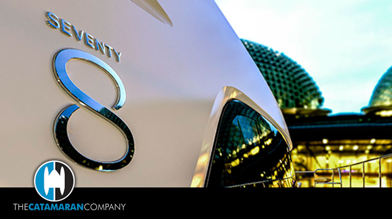 EVENT IN BORDEAUX: LAUNCHING OF THE SEVENTY 8 NO. 1