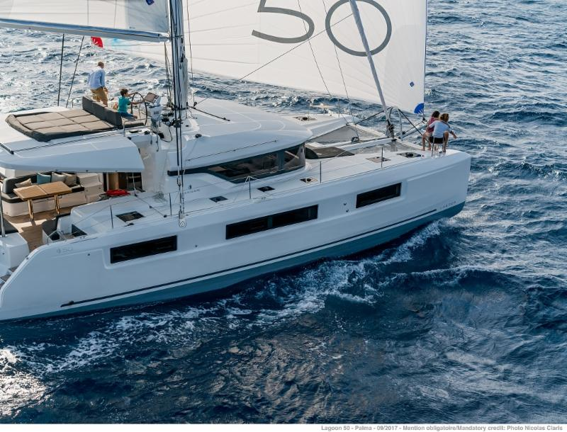 View the latest images for the New Lagoon 50