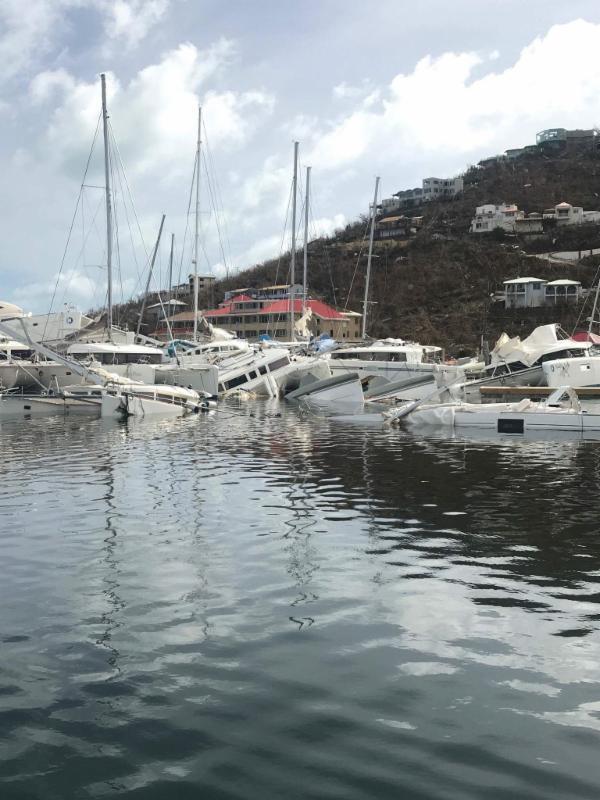 Owner Update Fort Tortola BVI Fleet