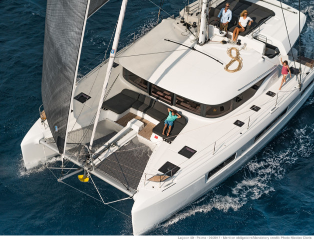 New Lagoon 50 For Sale.