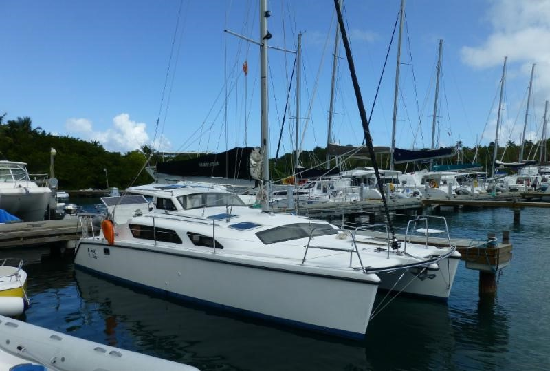 Seller Motivated to Sell 2010 Performance Cruising 34 FT.  Gemini 105 MC