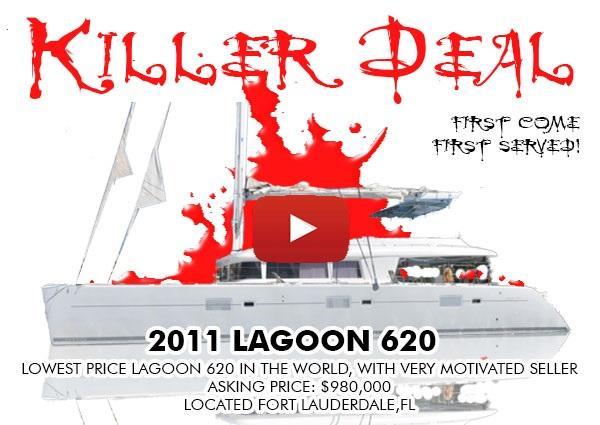 killer catamaran deal