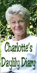Charlotte's Daylily Diary