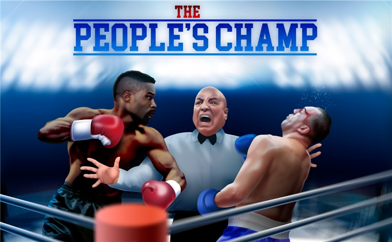 The Peoples Champ App Coming Soon