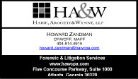 ha&w old ad