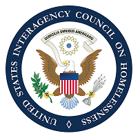 Official seal of the U.S. Interagency Council on Homelessness