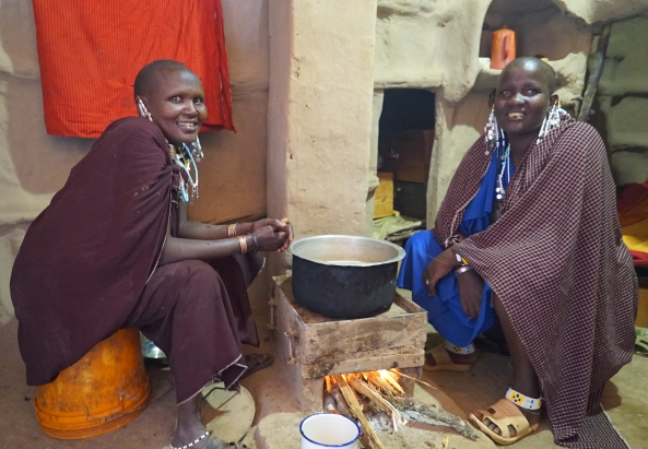 Maasai Stoves _ Solar success