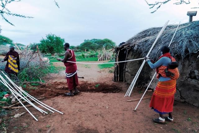Maasai Stoves _ Solar