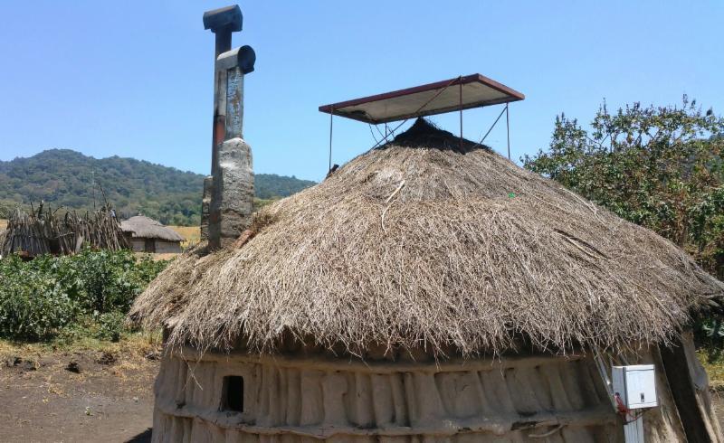 Maasai Stoves _ Solar Project