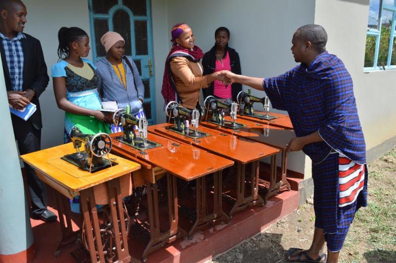 Improving lives in rural East Africa