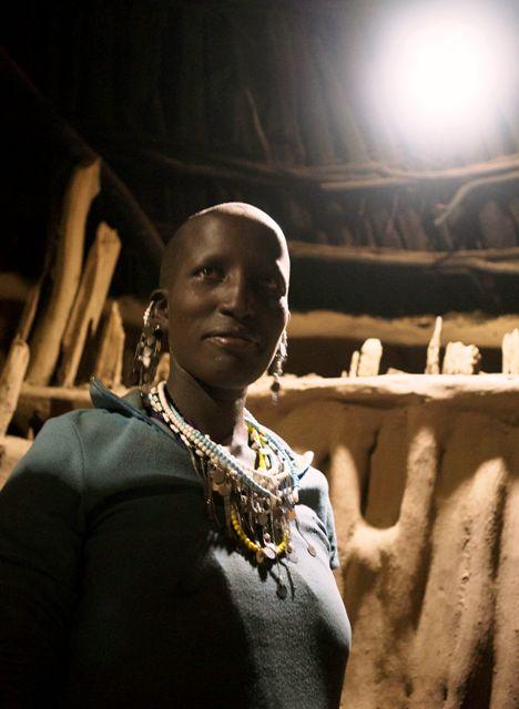 Member Women_s Installation Team Maasai Stoves _ Solar
