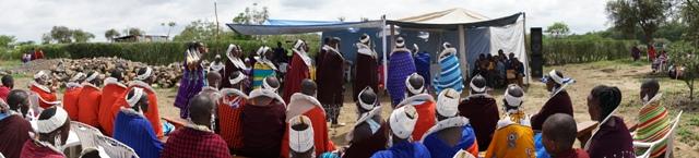 Maasai Stoges _ Solar