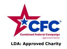 CFC 2017 Approves LDA as National Charity