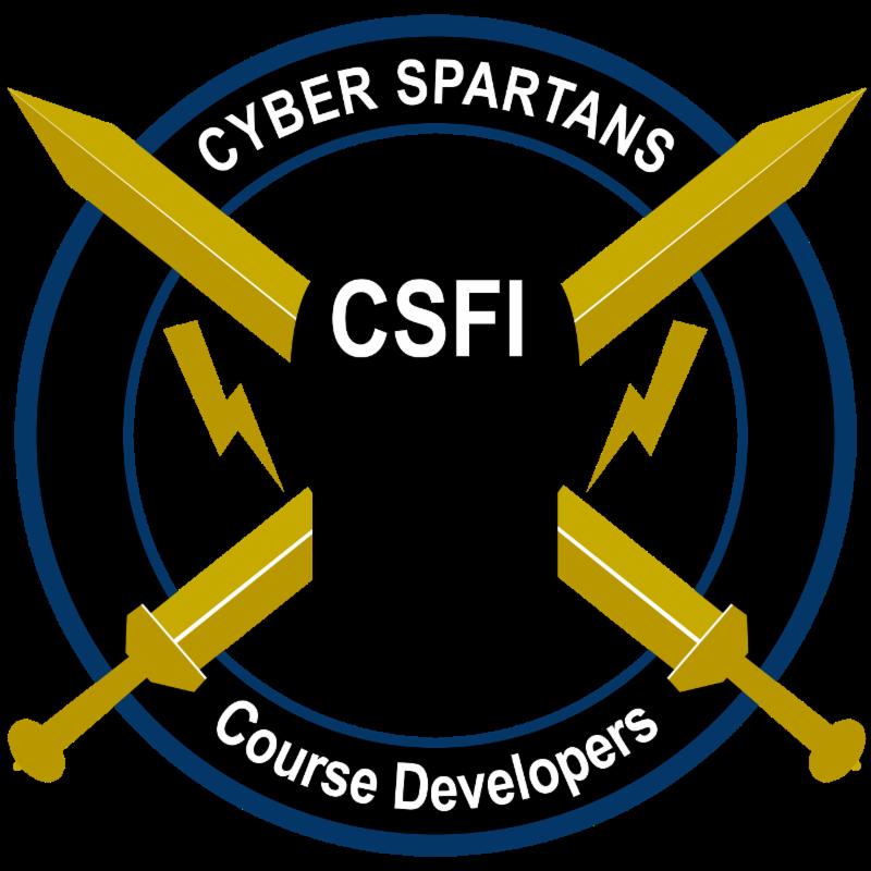 become a csfi cyber spartan apply now