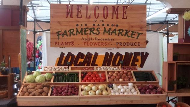 GH Farmers market