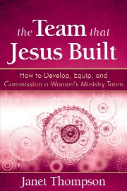 The Team That Jesus Built Cover